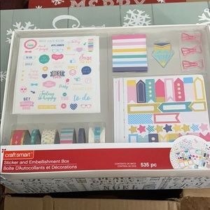 Happy planner stickers and embellishments